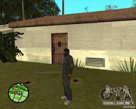 Forcado para GTA San Andreas terceira tela