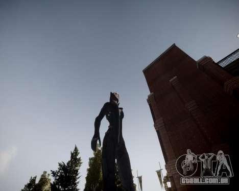 Catwoman v2.0 para GTA 4 sétima tela