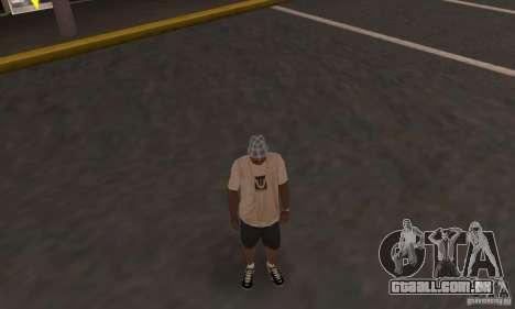 Adio hamilton para GTA San Andreas