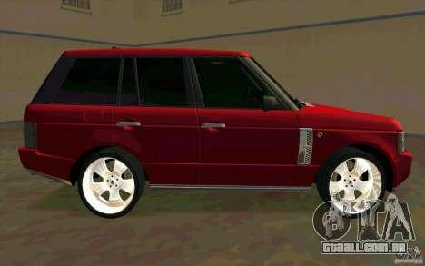 SPC Wheel Pack para GTA San Andreas por diante tela
