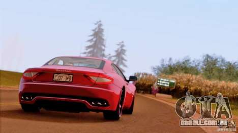 Extreme ENBseries v1.0 para GTA San Andreas terceira tela