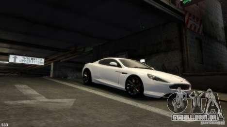 Aston Martin Virage 2012 v1.0 para GTA 4 rodas