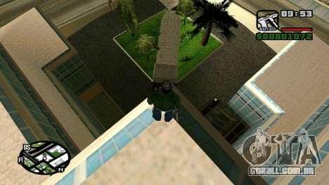 Novo hospital de texturas em Los Santos para GTA San Andreas terceira tela