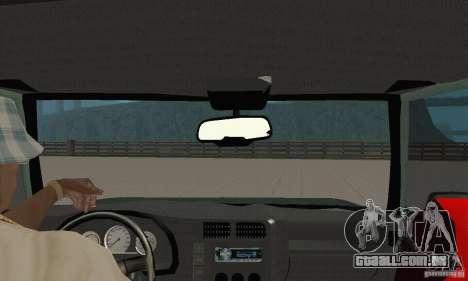 Chevrolet SS10 1994-1995 para vista lateral GTA San Andreas