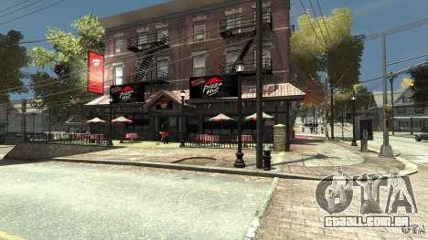Pizza Hut para GTA 4