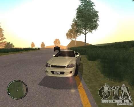 Feltzer do GTA 4 para GTA San Andreas traseira esquerda vista