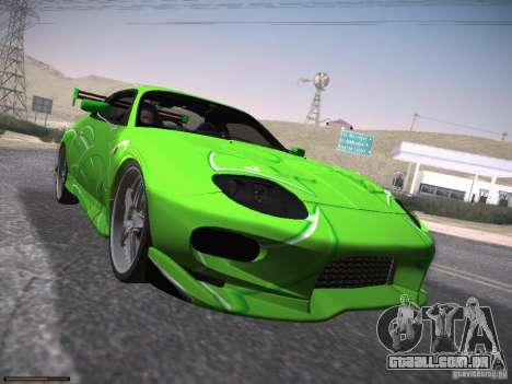 Mitsubishi FTO GP Veilside para o motor de GTA San Andreas