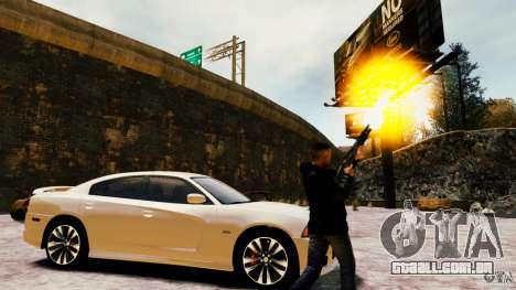Marshall de Crysis 2 para GTA 4 sexto tela