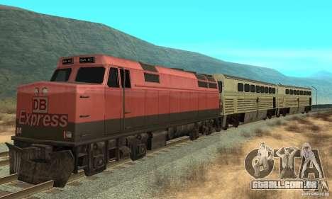 New Streak Skin para GTA San Andreas