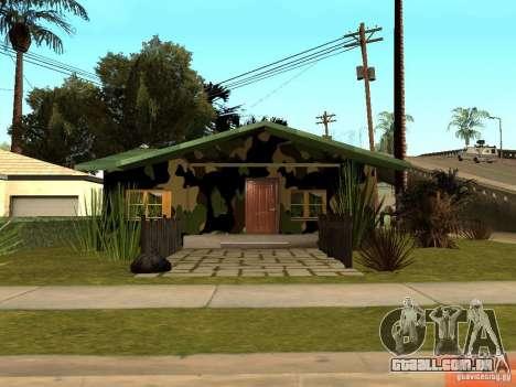 Casa nova de Denis para GTA San Andreas