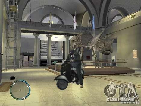 Vyatka motoneta para GTA 4