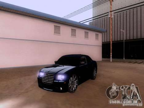 Chrysler 300C SRT8 2007 para GTA San Andreas