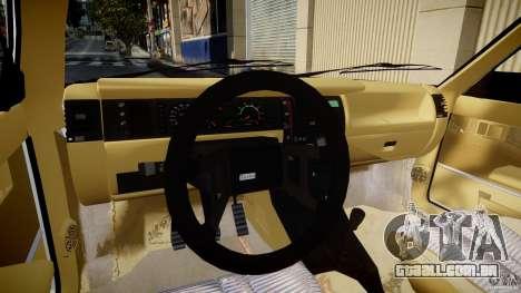 Renault Flash Turbo 11 para GTA 4 vista direita