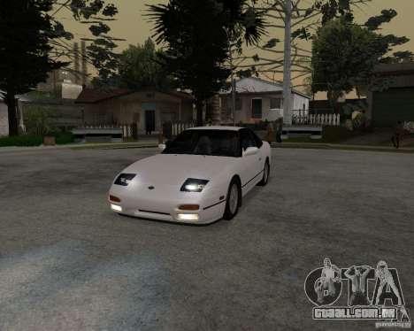 Nissan 240SX (stock) para GTA San Andreas