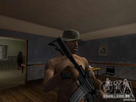 Chapéus de Call of Duty 4: Modern Warfare para GTA San Andreas sétima tela