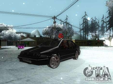 Renault 19 Chamade para GTA San Andreas