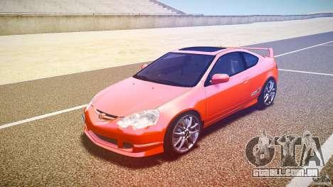 Acura RSX TypeS v1.0 stock para GTA 4