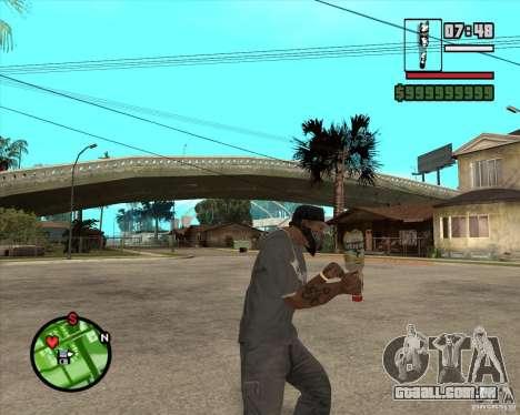 Lvivske Svitle para GTA San Andreas terceira tela