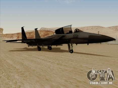 F-15C para GTA San Andreas