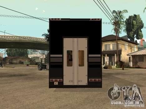Custom Kenworth w900 - Custom - Trailer para GTA San Andreas