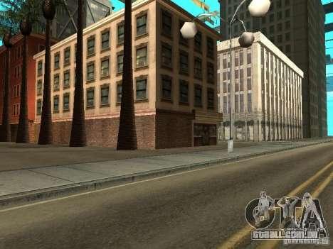 Grèjtlènd v 0.2 para GTA San Andreas por diante tela