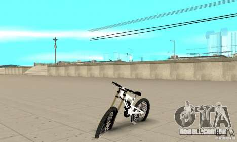 Nox Startrack DH 9.5 v2 para GTA San Andreas