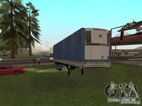 Novo trailer para GTA San Andreas esquerda vista