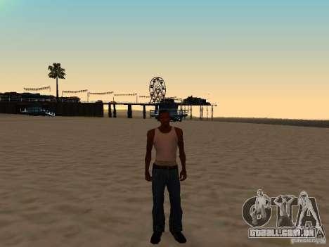 ENBSeries by AlexKlim para GTA San Andreas quinto tela