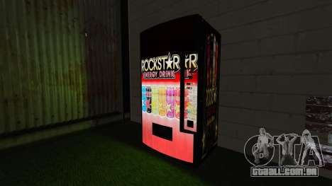 Rockstar energy drink» para GTA 4 terceira tela