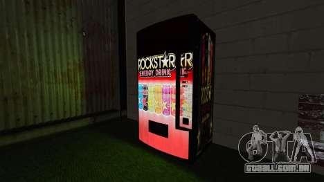 Rockstar energy drink» para GTA 4 terceira tela