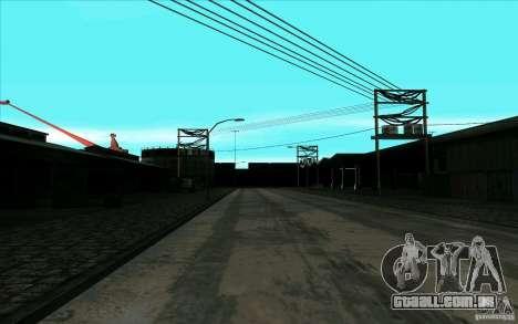 Supernatural ENB V.0.1 para GTA San Andreas terceira tela