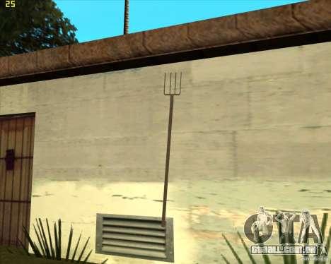 Forcado para GTA San Andreas segunda tela