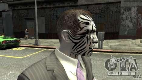 Tatoo 2 para GTA 4 terceira tela