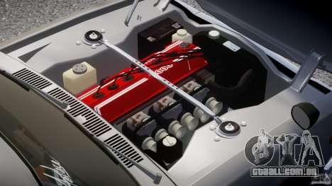 Nissan Skyline Hakosuka (KPGC10) Mountain Drift para GTA 4 vista direita