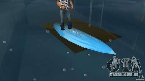 Surfboard 3 para GTA Vice City deixou vista