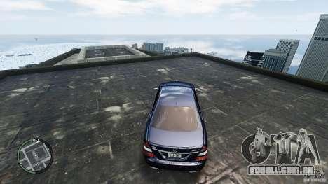 Mercedes-Benz S65 AMG para GTA 4 esquerda vista