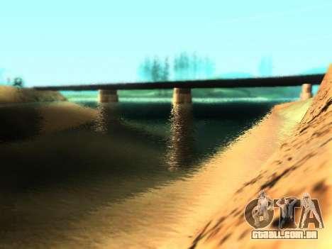 ENBSeries v3 para GTA San Andreas terceira tela
