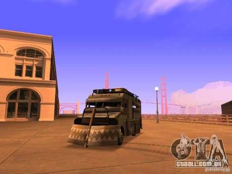Monster Van para GTA San Andreas