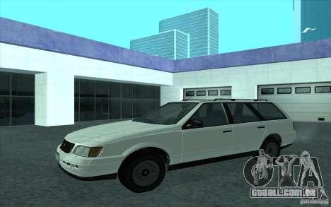 Lingote de GTA 4 para GTA San Andreas esquerda vista