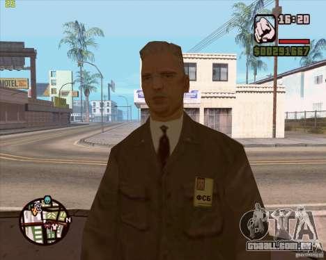 Serviço de segurança russo para GTA San Andreas sexta tela