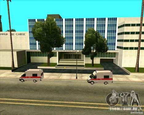 Veículos estacionados v 2.0 para GTA San Andreas quinto tela