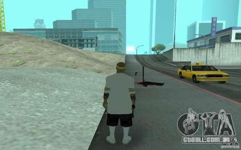 Novas skins de Los Santos Vagos para GTA San Andreas sexta tela