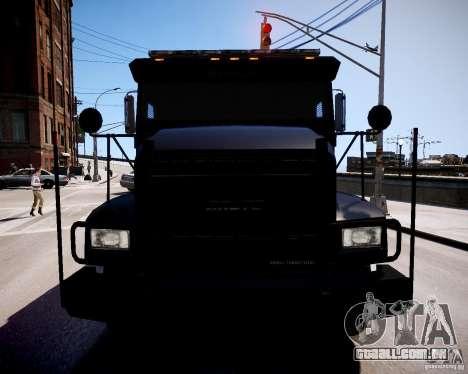 Russian Enforcer para GTA 4 vista direita