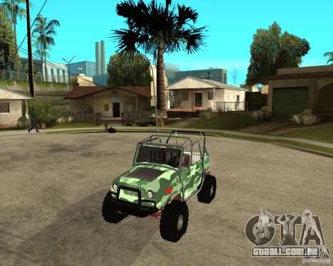 UAZ 469 HUNTER para GTA San Andreas