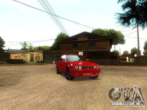 ENB-series 3 para GTA San Andreas
