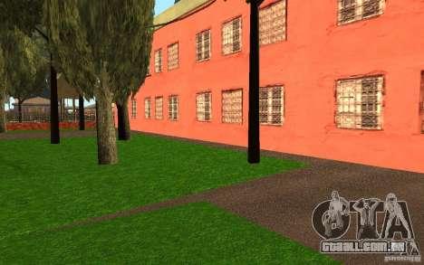 UGP Moscow New Jefferson Motel para GTA San Andreas terceira tela