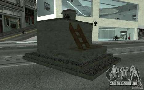 Fogão para GTA San Andreas