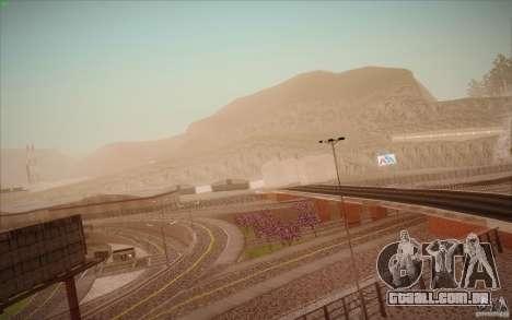 New San Fierro Airport v1.0 para GTA San Andreas sétima tela