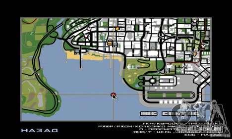 Lost Island para GTA San Andreas sétima tela