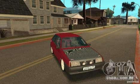 VAZ 2108 Maxi para GTA San Andreas